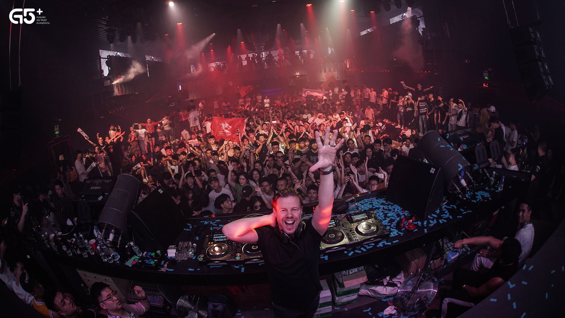 Ferry Corsten a Night for the Books at G5+ Club Guangzhou in China [Event Review]